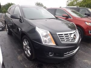 2014 Cadillac SRX Performance AWD LEATHER SUNROOF