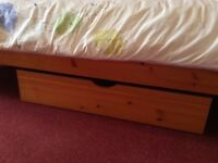 Under bed drawer