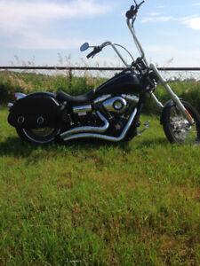 2012 Harley Wide Glide