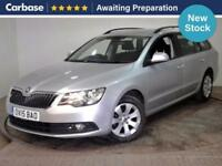 2015 SKODA SUPERB 1.6 TDI CR S 5dr Estate