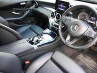 Mercedes-Benz C Class C220 D SE EXECUTIVE (black) 2016-05-07