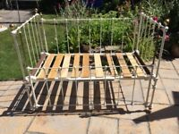 French Wrought Iron Day Bed
