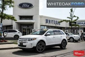 2014 Ford Edge SEL, AWD, FACTORY CERTIFIED