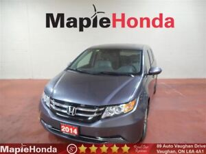 2014 Honda Odyssey EX-L| Navi, Leather, Backup Cam!