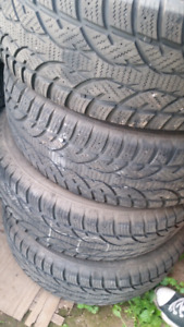 P225/60R17 Eskay Winter Tires