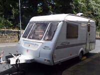 Compass Kensington Two Berth Touring Caravan
