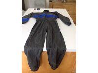 Weise waterproof motorcycle suit,XL,never worn
