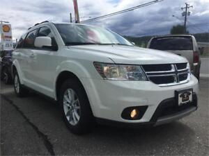 2015 Dodge Journey SXT 7 Passenger V6
