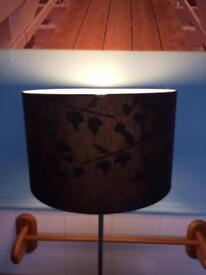 Barker and stone house lamp