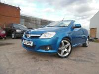 VAUXHALL TIGRA EXCLUSIVE 1.4 PETROL CONVERTIBLE