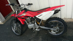 2004 CRF 100F Make me an offer.