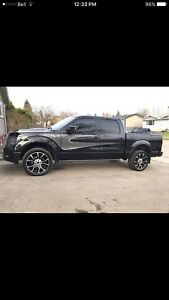 2012 Loaded 6.2L roushcharged F150 Harley Davidon