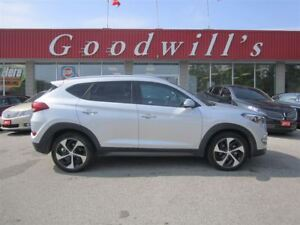 2016 Hyundai Tucson GLS! HEATED SEATS! BLUETOOTH!