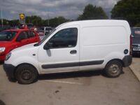 Renault KANGOO SL17 DCI 70,1461 cc Panel van,2 keys,clean tidy van,runs and drives well,Px to clear