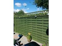 Fencing & Paving