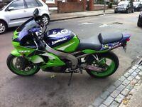 Zx6r Kawasaki G1