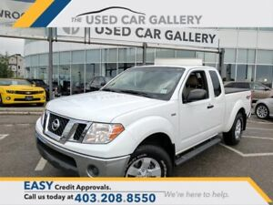 2010 Nissan Frontier King Cab