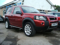 2006 Land Rover Freelander 2.0Td4 Sport 3d **CLEARANCE CAR**