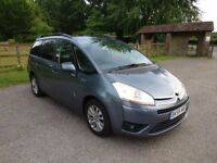 CITROEN C4 GRAND PICASSO 2008-1.6HDI DIESEL-7 SEATER - SPECIAL OFFER TODAY AND TOMORROW!