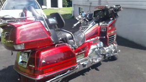 Honda GoldWing 1500 cc / 2000