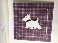 JOB LOT OF HANDCRAFTED GREETINGS BIRTHDAY CARDS TARTAN SCOTTISH THEME THISTLES STAGS SCOTTIE DOGS