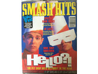 NME/Melody Maker/Smash Hits/Vox copies from 1991-1995: singles or bundle