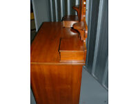 Chest of Drawers with Dressing table top with mirror