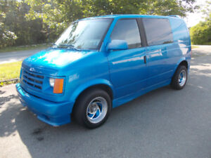 1992 Chevrolet Astro RS Van A cool old van! Ready to roll