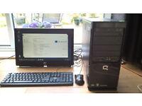 HP/Compaq windows 10 pc