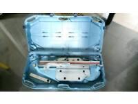 Sigma 3B4M MAX Professional Tile Cutter 62.5cm + case