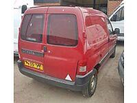FOR BREAKING OR SPARES - CITROEN BERLINGO 600TD 2.0 HDi LX 2005 90 BHP DIESEL