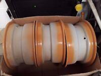 Case E46670 Front Wheel