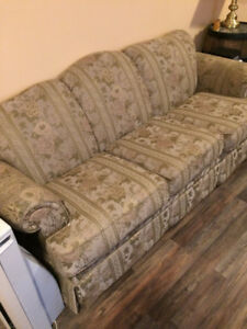 sofa/ couch and chair