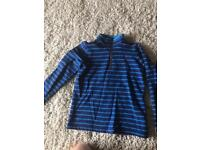 Joules Zipped Top