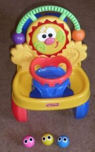 Lion Riding Toy Converts to Walker