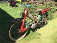 Barn Find Norman Moped £150