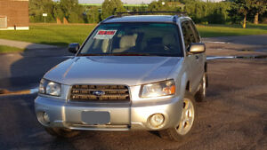 2003 Subaru Forester XS *as-is*