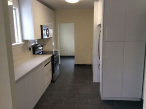 Fully Renovated 3 Bedroom Apartment for Rent for August 1st