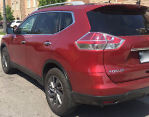 2016 Nissan Rogue SL SUV, Crossover (Lease Takeover -18mo)