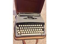 Typewriter 1964 Kmart (Brother) 100