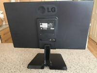 "LG 19.5 "" LED PC monitor"