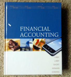 Financial Accounting Fourth Canadian Edition (Libby)