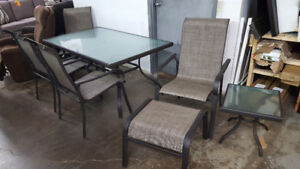Outdoor Patio Set - Delivery Available