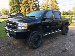 2010 chev lifted