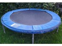 Trampoline for sale 2.4m dia