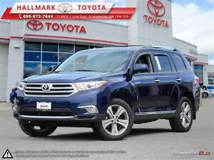 2011 Toyota Highlander 4WD V6 LTD 5A