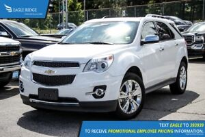 2014 Chevrolet Equinox LTZ Navigation, Sunroof, and Heated Seats