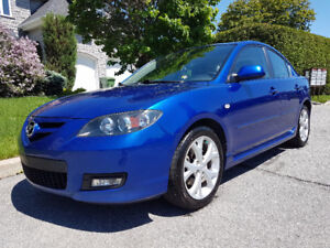 2008 Mazda3 GT - Fully Equipped - Excellent Condition