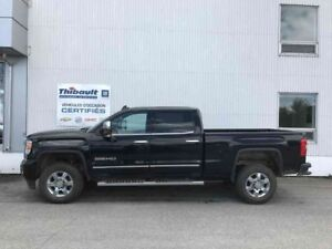 2015 GMC SIERRA 2500 HD 4WD CREW CAB ALL TERRAIN