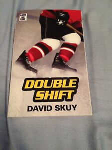 Hockey book fiction